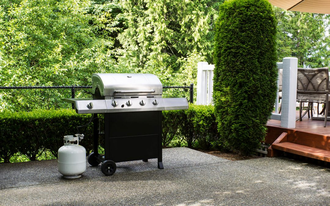 grilling safety for backyard cookouts